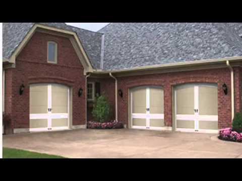 clopy Coach Man Garage Door
