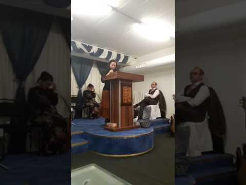 SANTIDAD A JEHOVA. PREDICA IEAN JESUS ZÜRICH