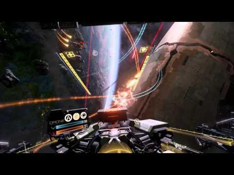 EVE: Valkyrie -  Pre-Alpha Game Capture - December 2015