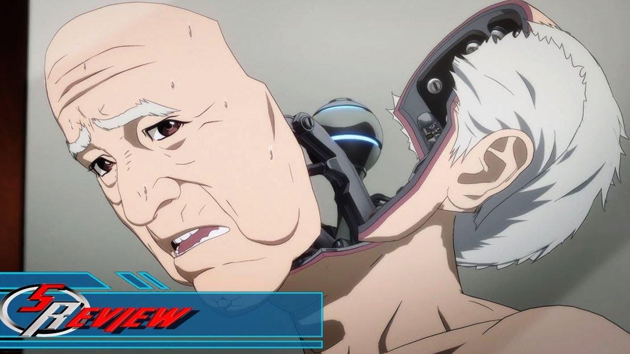 Inuyashiki Episode 1 Anime Review