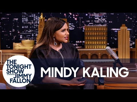 Mindy Kaling Is Mad She Wasn't Invited to the Royal Wedding video screenshot