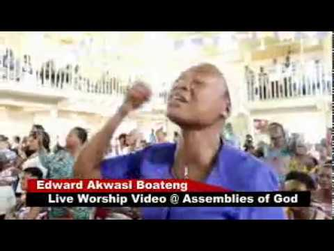 all in one  edward akwasi boateng vol. 8 video 2017