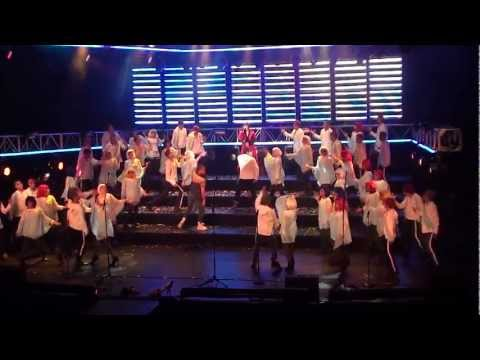 Burbank High VMA In Sync's Final Performance for SY 2011-2012