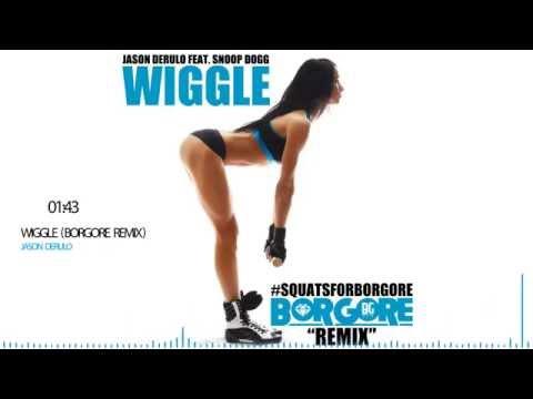 JASON DERULO|Wiggle (Borgore Remix)