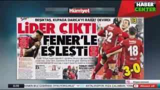 Spor Manşet. Cem Dizdarın Fenerbahçe, Beşiktaş ve Galatasaray ile ilgili Yorumları.