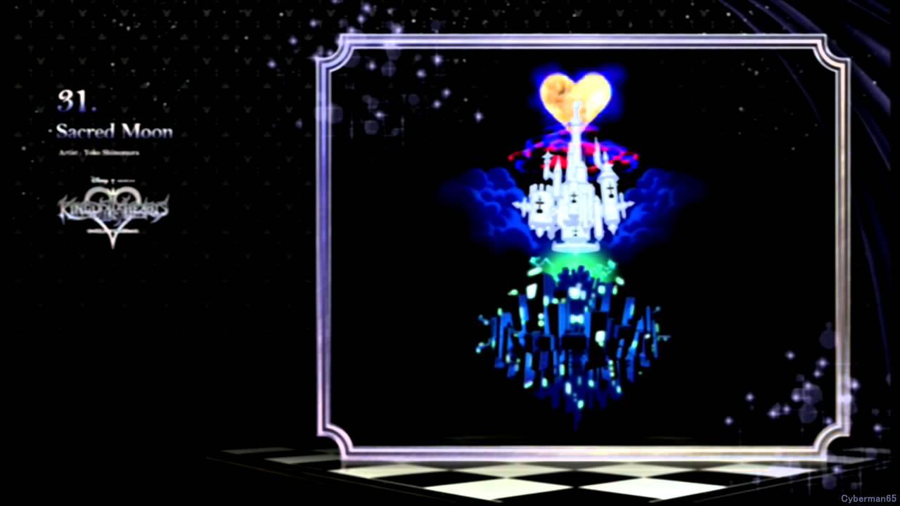 Sacred Moon ~ Kingdom Hearts HD 2.5 ReMIX Remastered OST #1