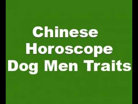 Chinese Horoscope Dog Men Characteristics and Personality Traits