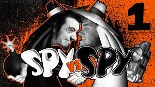 SPY vs SPY #1: Merry Masquerade