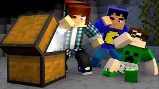 Minecraft: OQUE TEM NESSE BAÚ !? (Mineventura #12) thumbnail