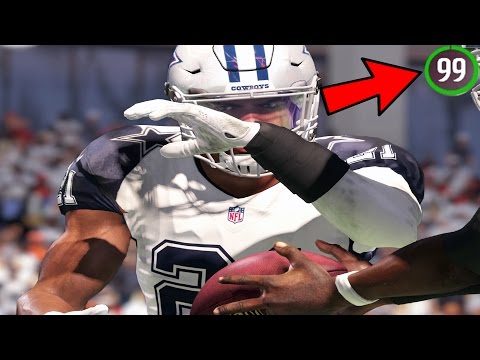 FINALLY A 99 OVERALL | MADDEN 17 ULTIMATE TEAM GAMEPLAY EPISODE 66
