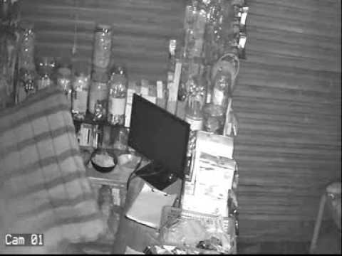 Burglar reveals face to CCTV Cameras during Shodaipati Burglary, Uposhohor, Sylhet
