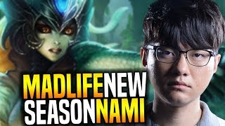 Madlife is Ready for New Season Playing Nami Support
