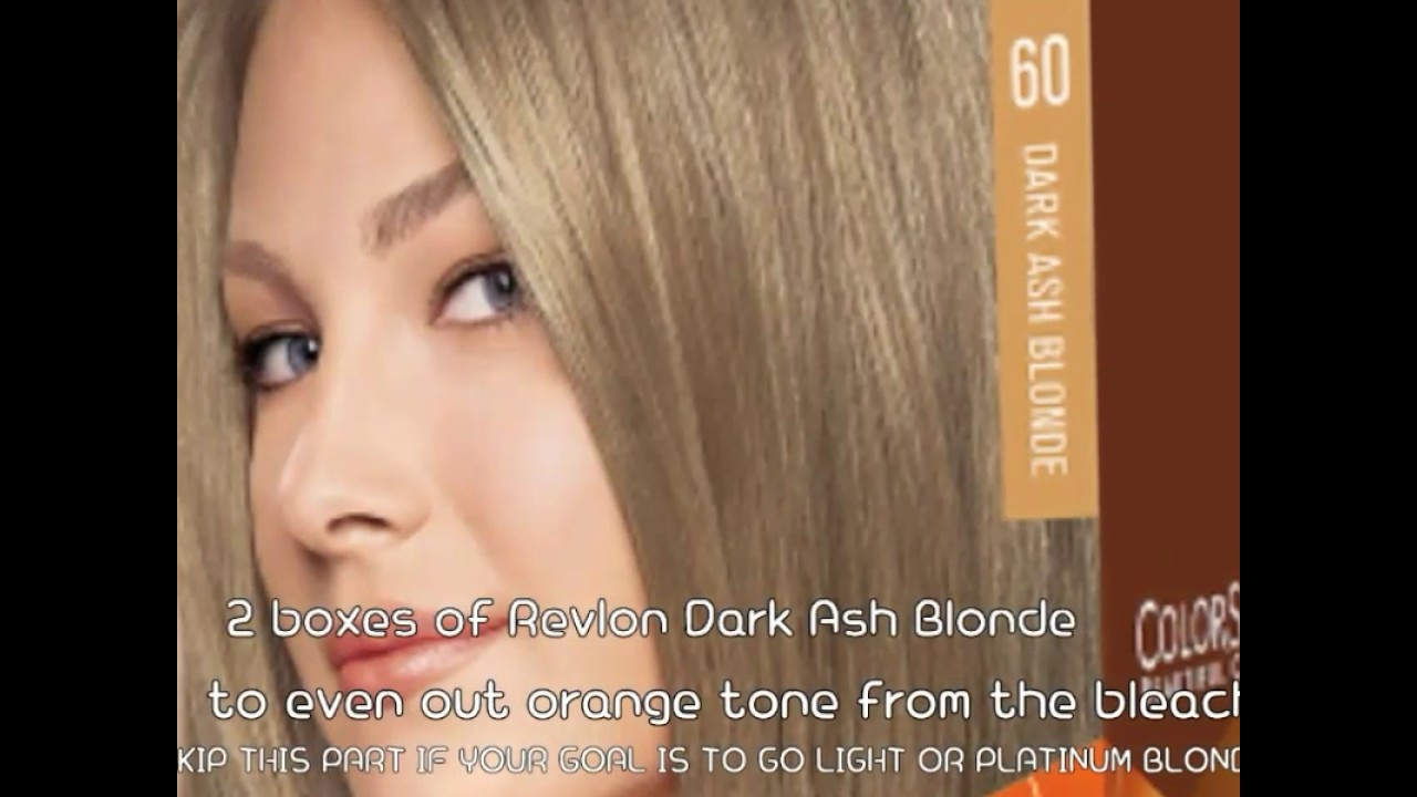 how to go from brown to blonde