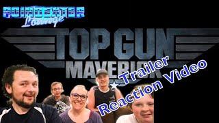 """Top Gun: Maverick"" Trailer Reaction Video (The ""Real"" horror movie plot of ""Zombie Goose"" Revealed)"
