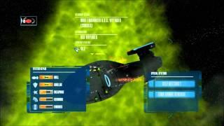 Voyager vs Species 8472