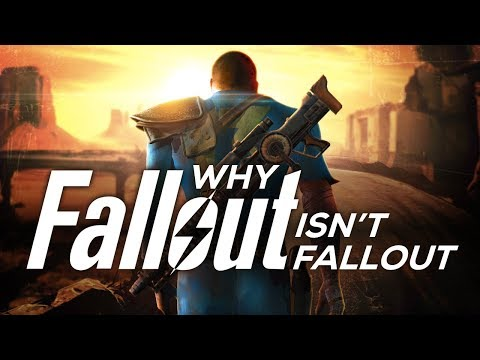 Thumbnail: Why Fallout Isn't Fallout - 20th Anniversary Analysis | Interplay vs. Bethesda's Fallout