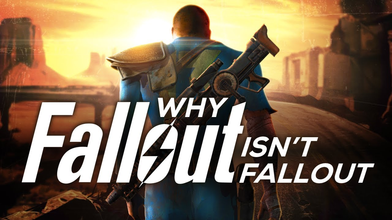 Download Why Fallout Isn't Fallout - 20th Anniversary Analysis   Interplay vs. Bethesda's Fallout