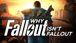 Why Fallout Isn't Fallout - 20th Anniversary Analysis | Interplay vs. Bethesda's Fallout