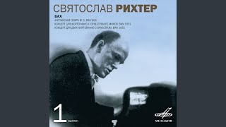 Cembalokonzert in d-Moll, BWV 1052: I. Allegro