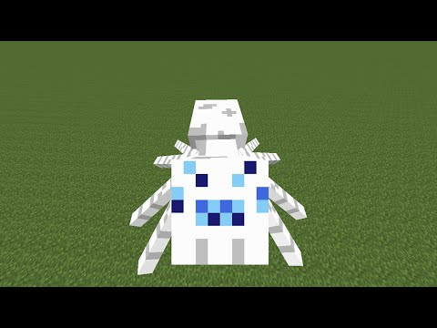 Sezon 3 Minecraft Modlu Survival Bölüm 8 - Dev Örümcek