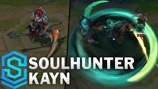 Soulhunter Kayn Skin Spotlight - Pre-Release - League of Legends