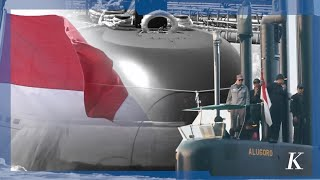 Alugoro 405, Kapal Selam Baru Indonesia, Gada Prabu Baladewa