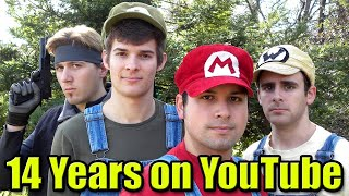 RichAlvarez – Anniversary Live Stream – 14 Years on YouTube