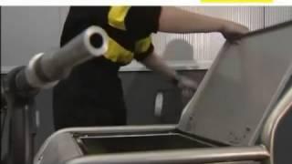Karcher IB 15/80 Ice Blaster аппарат для чистки сухим льдом