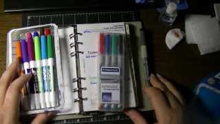 Semi-Permanent & Dry Erąse Pens/Markers