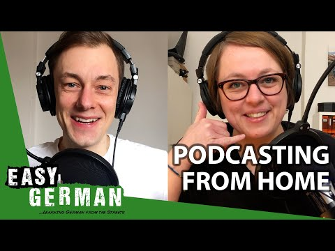 Easy German Podcast: Now (almost) daily!