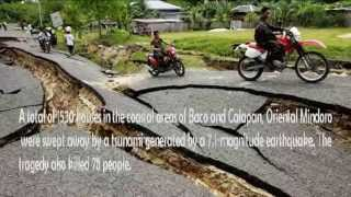 Top 5 Earthquakes of the Philippines