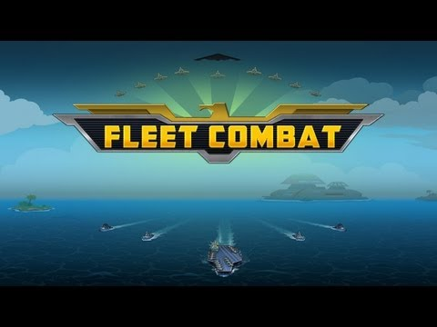 Fleet Combat - iPhone/iPod Touch/iPad - HD Gameplay Trailer