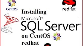 How to Install SQL Server on CentOS or Redhat - vNext