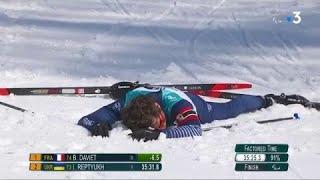 Jeux Paralympiques - Revivez les 20 médailles françaises à PyeongChang