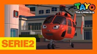 Air, el helicóptero valiente l Episodio 21 l Tayo el pequeño Autobús Español