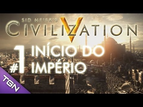 🎮 CIVILIZATION V :: Ep 1 :: Início do Império