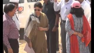 Ideal Civil Servant Smita sabharwal hard working for water grid scheme