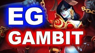 eg vs gambit winners losers decider epicenter major 2019 dota 2
