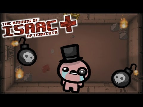 AN EXPLOSIVE RETURN!! The Binding of Isaac Afterbirth+ #32