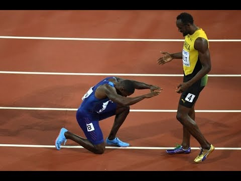 Tribute to Usain Bolt - Thank you for everything