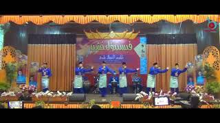 (HQ AUDIO) JOHAN Nasyid MIISSMAM Kebangsaan 2018 | Selangor - Soul Al-Ghamidi