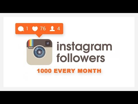 [REAL] 📈 HOW TO GAIN 1000 INSTAGRAM FOLLOWERS PER MONTH (JarVee Setup)