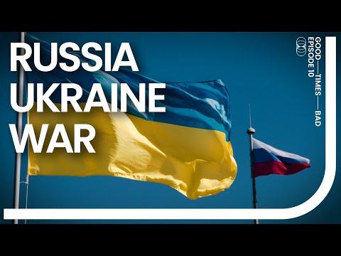 Russia - Ukraine War. Act Two?