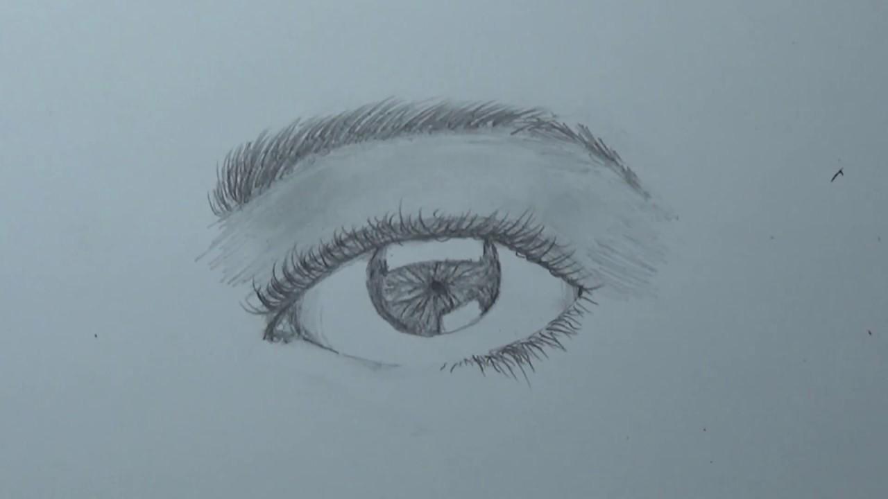 Cara Menggambar Bagian Wajah Manusia Dengan Mudah Menggunakan Pensil