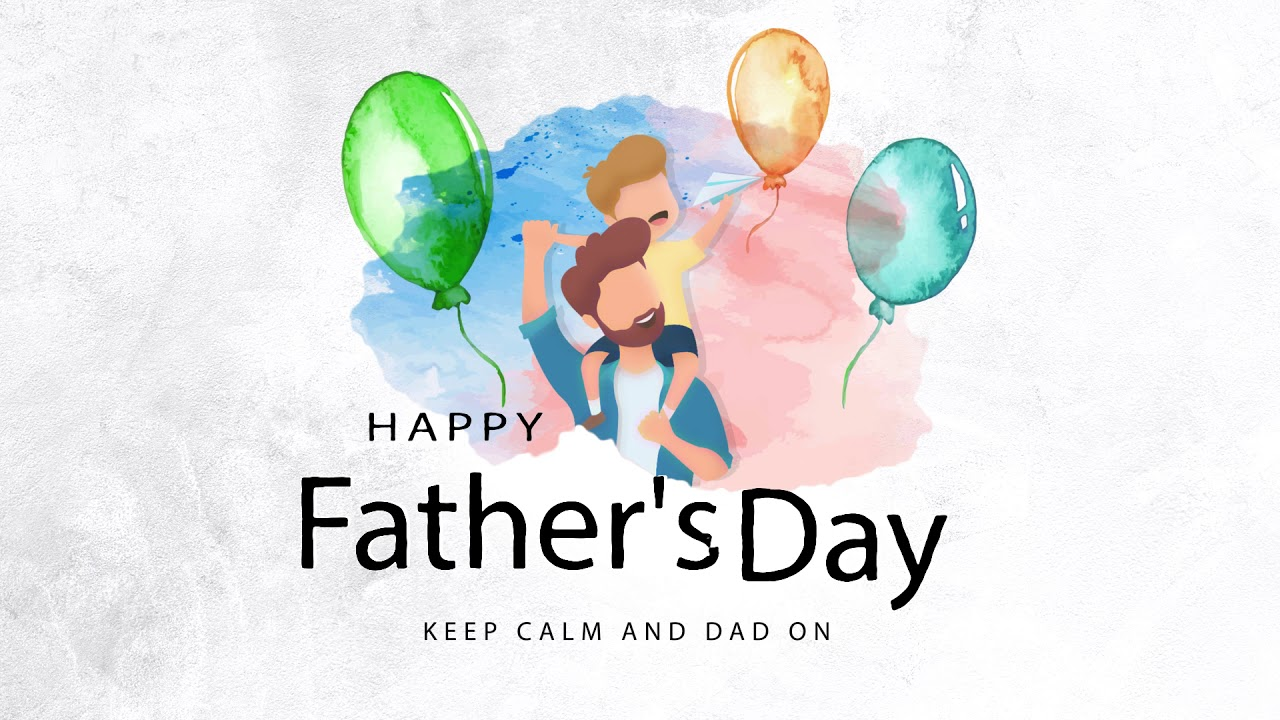 happy fathers day 2009 - 1280×720