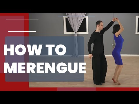 How To Dance Merengue For Beginners