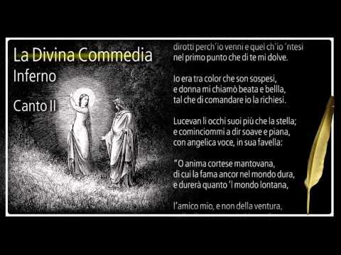 La Divina Commedia - Inferno - Canto II
