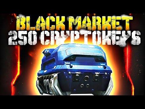 NEW BLACK MARKET! - EPIC 250 CRYPTOKEY OPENING!