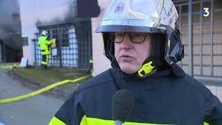 Besançon : coups de feu et incendie à la fourrière auto de Planoise