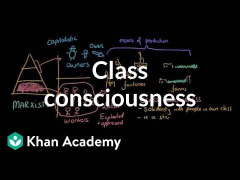Class consciousness and false consciousness | Social Inequality | MCAT | Khan Academy
